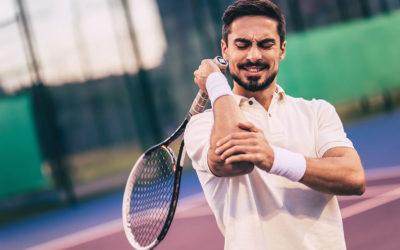 Dolore al gomito e sport