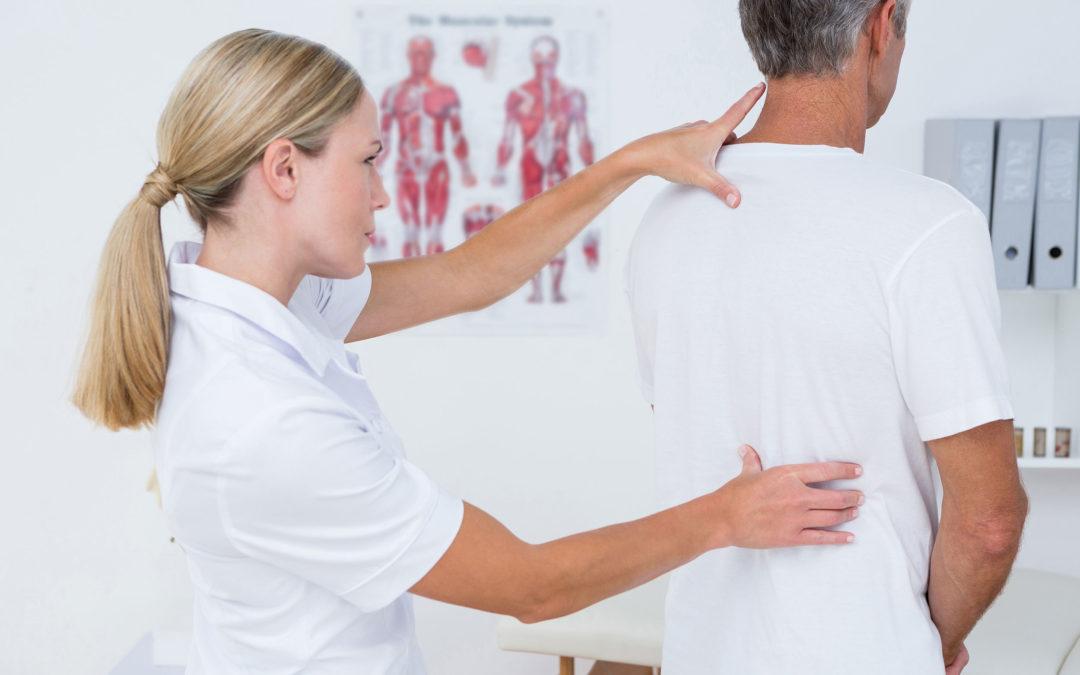 La rieducazione posturale Souchard