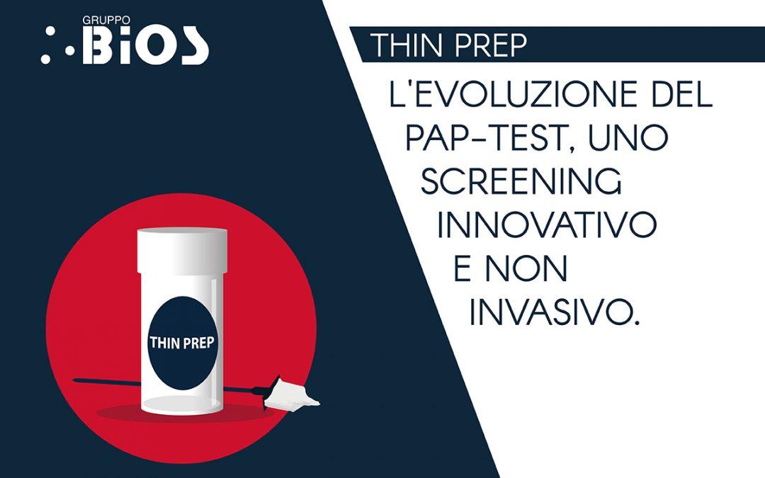 Il Thin Prep, l'evoluzione del pap test